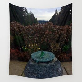UW Sun Dial Wall Tapestry