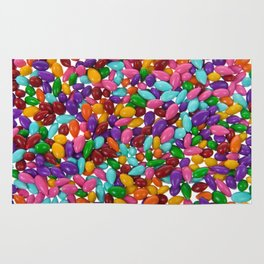 Candy Covered Sunflower Seeds Rug