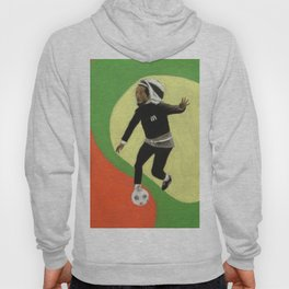 B. Marley - playing Hoody