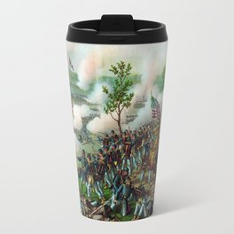 The Battle of Atlanta Travel Mug