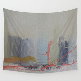 Wet Paint Wall Tapestry