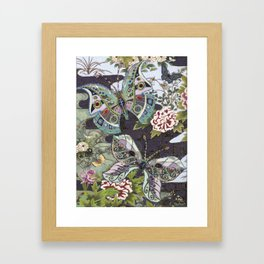 Sweet Scented Streams Framed Art Print