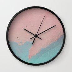 Beach Love, Beach Bliss 2 Wall Clock