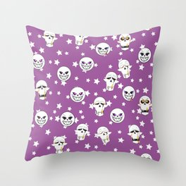 SF Sans Throw Pillow