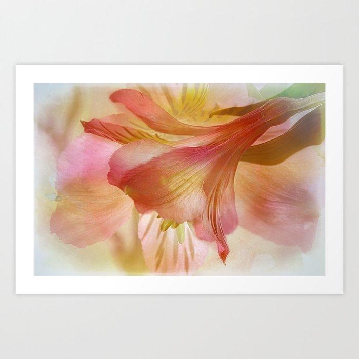 Thinking of Spring Kunstdrucke
