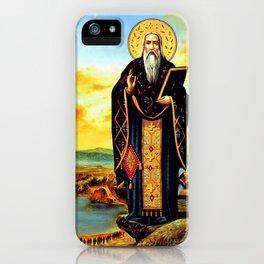 St. Zaia iPhone Case