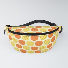 Dotty Pineapples - Singapore Tropical Fruits Series Fanny Pack
