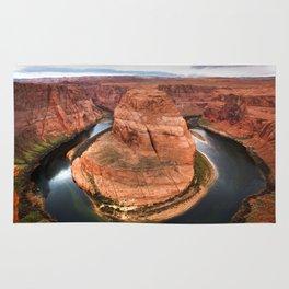 Horseshoe Bend, Arizona Rug