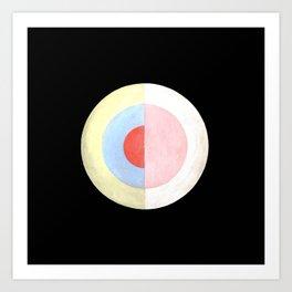 "Hilma af Klint ""The Swan, No. 16, Group IX-SUW"" Art Print"