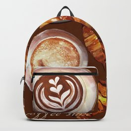 coffee time ! Backpack