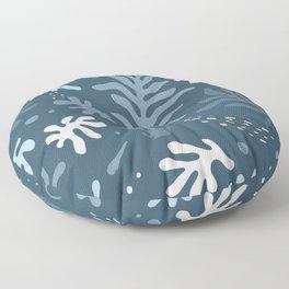 Ocean Plants  Floor Pillow