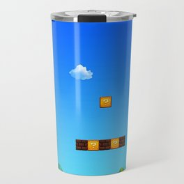 arena game mario Travel Mug