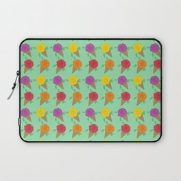 Roses are Rainbow Sorbet Laptop Sleeve