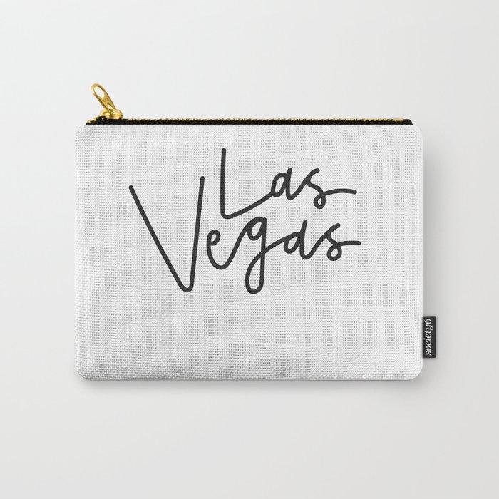 Las Vegas Carry-All Pouch