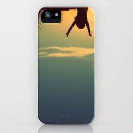 upsidedown&insideout iPhone Case