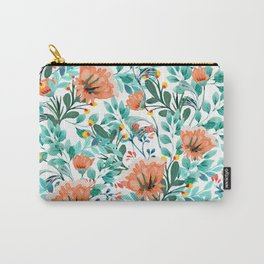 Tangerine Dreams #society6 #decor #buyart Carry-All Pouch