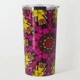 Beadwork Travel Mug