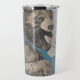 the bear au pair Travel Mug