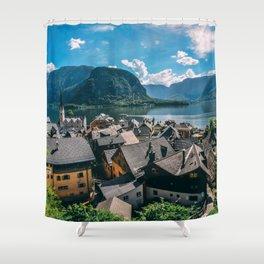 Hallstatt, Austria 2 Shower Curtain
