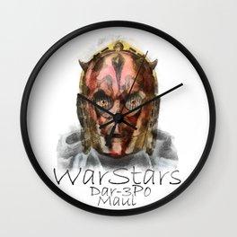 Dar-3PO Wall Clock