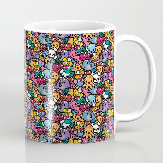 Sea pattern 02 Mug