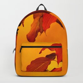 VIVID AUTUMNAL LEAVES Backpack
