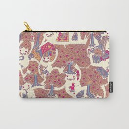 The orchard is such a very silly place Carry-All Pouch