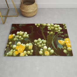 Blooms of Daylight Rug
