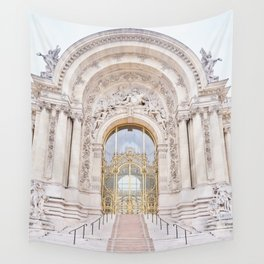 Petit Palais in Paris, France Wall Tapestry