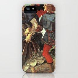Angels - Leonardo Da Vinci iPhone Case