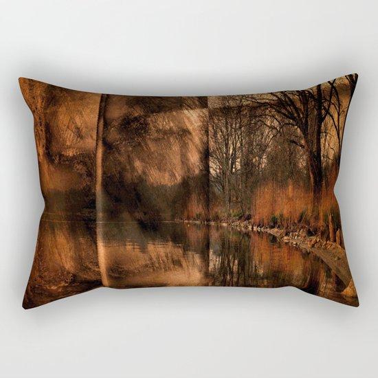 art abstract### Rectangular Pillow