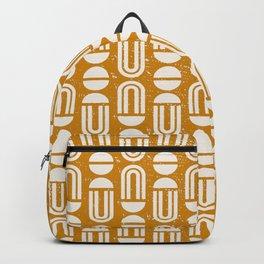 MACHA GEO GOLD Backpack