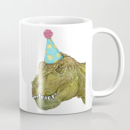 Party Dinosaur II Coffee Mug