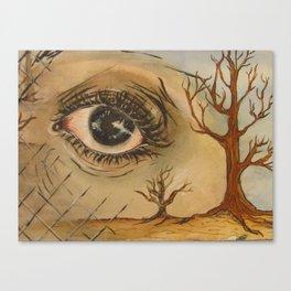 Desolate Soul Canvas Print