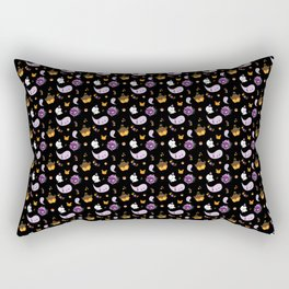 A Ghastly Halloween Rectangular Pillow