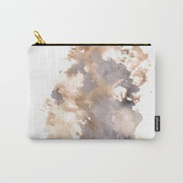 Soft Texture Watercolor | [Grief] Breaking Carry-All Pouch