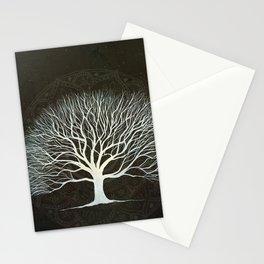 Mandala Tree Stationery Cards