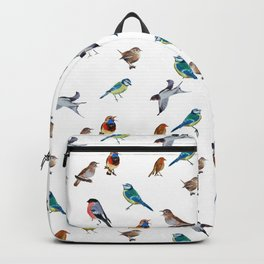 I love birds Backpack