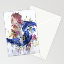 Bouquet of Emotions Stationery Cards