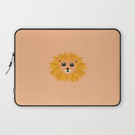Kawaii lion head T-Shirt for all Ages D9dq4 Laptop Sleeve
