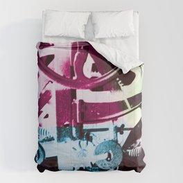 Dark Cogs Industrial Comforters