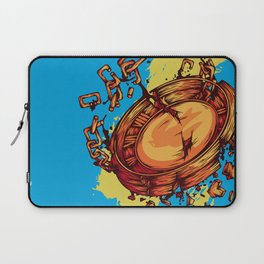 Time rots everything, even hope. Laptop Sleeve