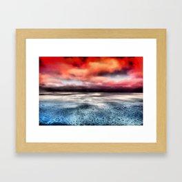 Hudson Bay Canada Framed Art Print