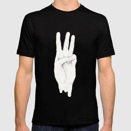 Three Threes T-shirt