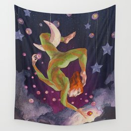 Aerial Dream Wall Tapestry