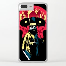 Monster Hunter Clear iPhone Case