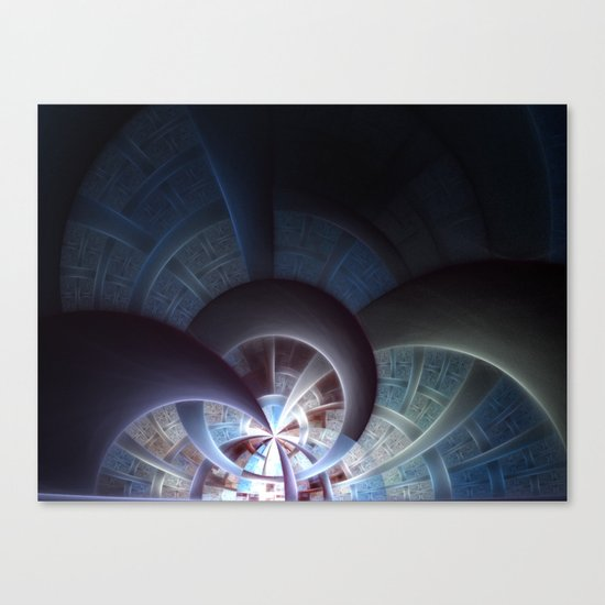 Industrial I Canvas Print