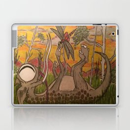 Playful Monster Laptop & iPad Skin