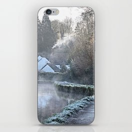 Causeway To The Chequers iPhone Skin