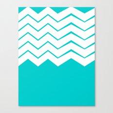 Zaggler Canvas Print